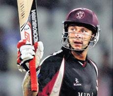 Somerset storm into main draw with a win
