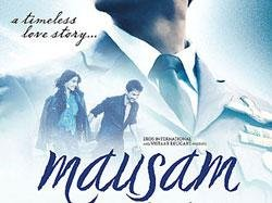 Shahid Kapoor stands tall in 'Mausam'