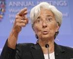 IMF director: World economy enters dangerous phase