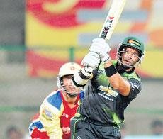 Prince, Botha lift Warriors to thrilling victory