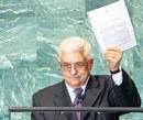 Abbas pleads for statehood at UN assembly