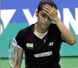 Saina ousted, India's challenge ends in Japan Open badminton