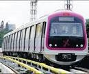 Metro Rail could be Deepavali gift to Bangaloreans: CM