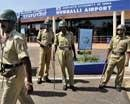 Security tightened at Hubli airport