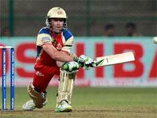 Injured de Villiers ruled out of CL T20