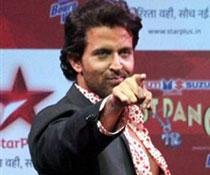 Hrithik Roshan leads TRP race
