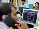 Sensex dips 277 pts; falls below 17k mark on TCS earnings