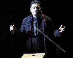 Rahman wins award for '127 Hours'
