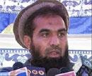 Lakhvi secretly communicating with LeT cadres from prison