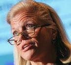 IBM appoints first female chief executive