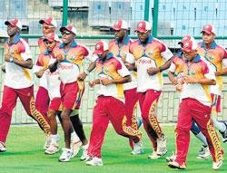 Windies in search of old swagger