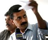 Cong trashes Kejriwal's charge of phone tapping