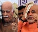 Modi denies rift with Advani, calls it media handiwork