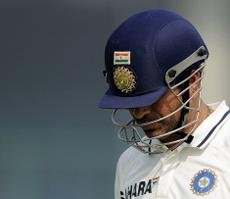 Fans stunned as Tendulkar misses 100th ton again