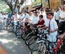 Jayanagar to get dedicated cycle lanes