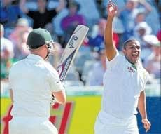 Pacers unleash total carnage in Cape Town