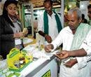Organic trade fair begins in City