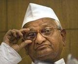 Hazare made demi-god by Team Anna members: blogger