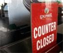 Kingfisher cancels eight outbound flights