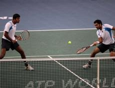 Bopanna and Qureshi lift Paris Masters