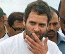 SP workers detained while protesting against Rahul