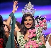 No favouritism at beauty pageants: Miss Earth Nicole Faria