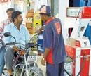 Petrol cheaper by Rs 2.43  in Bangalore