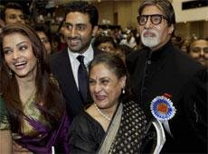 I hold the ninth Bachchan of the family: Big B