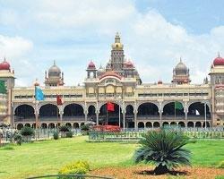 Has Amba Vilas Palace missed its centenary year?