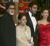 Bachchans upset with morphed pictures of newborn