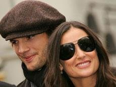 Demi Moore to 'punish' Kutcher in divorce?