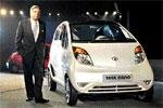 Tata Nano with new features