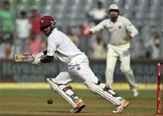 Batsmen give Windies solid launching pad