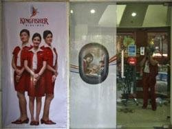 Kingfisher says lessor Aercap to take back 2 planes