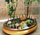 Theme for a mini-garden