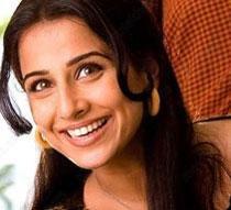Vidya Balan is now 'Bombaat Balan'