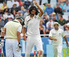 Cover for Ishant will be decided in next 24 hours