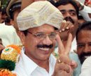 CM takes oath as MLC, to quit LS today