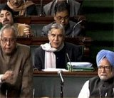 Govt hopes allies will help clear Lokpal Bill in RS