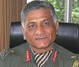 Have cleaned up the Army, says Gen V K Singh
