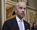 Biden makes a surprise stop at an Indian restaurant in Ohio