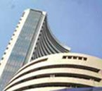 Sensex up 277 points on FII inflows, firm global markets