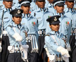 EC, first woman parade leader make debut on Republic Day