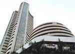 Sensex up 157 pts, rises fourth day on FII buying bluechips