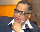 Corrupt are becoming role-models for youth in India: Murthy