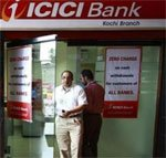 ICICI's third quarter net profit up 20.25 percent