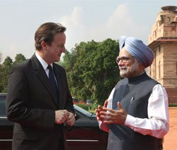 Parties says India should refuse British aid