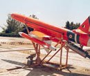 Pilot-less target aircraft 'Lakshya-1' test flown successfully