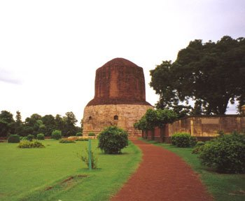 Bihar stupa could contain Buddha relics