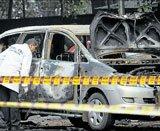 Israel Embassy car targeted in terror attack in New Delhi